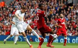 """Man United thua cay đắng đội mới lên hạng, Man City giành thắng lợi """"3 sao"""""""