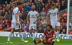Coutinho trở lại, dìm Anfield trong sự thất vọng đến khôn cùng