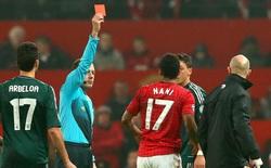 Siêu cúp châu Âu: Thẻ đỏ Nani và khát vọng phục hưng Man United