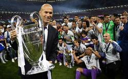 Zinedine Zidane đưa Real Madrid đến thành công bằng con đường vương đạo