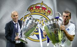 Zidane thậm chí đã bước qua cái bóng vĩ đại của chính mình