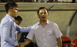 Sau tấn bi hài kịch, Chủ tịch CLB Long An xin từ chức
