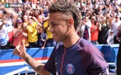 Neymar chào sân, PSG thắng dễ ngày khai màn Ligue 1