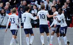 Sau trận cầu nhanh đến chóng mặt, Liverpool nhận kết quả bẽ bàng trước Tottenham