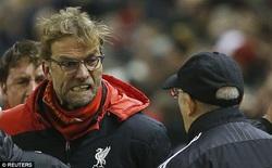 """Danh sách đen"" vòng 34 Premier League: Liverpool ""soán ngôi"" Man United"