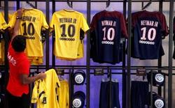Chưa đầy 6 tiếng, PSG đã bán sạch số áo đấu của Neymar