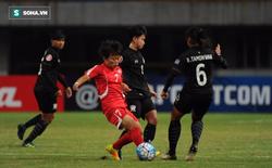 Sau trận thua bẽ bàng, Thái Lan lại nhận kết quả không vui nổi ở sân chơi châu Á