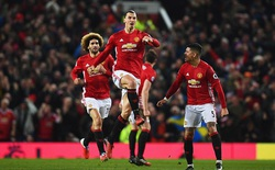 Clip bản quyền Premier League: Man United 1-1 Liverpool
