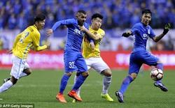 Cựu sao Man United lập 3 chiến công trong ngày ra mắt đội bóng Trung Quốc