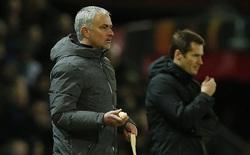 Trái tim Mourinho giờ đây đã thuộc hoàn toàn về Old Trafford