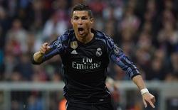 Hãy gọi Cristiano Ronaldo là huyền thoại!