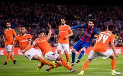 Barca thách thức, Real đáp lời bằng hai trận cầu vùi dập
