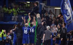 Chelsea vô địch: Giống... Mourinho và một rừng khó khăn trước mặt