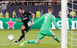 Lukaku ghi bàn, nhưng Real Madrid mới là những người nở nụ cười sau chót