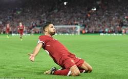 """""""Đè bẹp"""" Hoffenheim, Liverpool chính thức trở lại Champions League"""