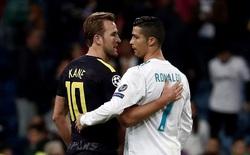 """Fan Real đừng mơ mộng nữa, Ronaldo quyết """"chặn cửa"""" Harry Kane"""