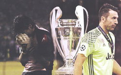 Buffon, nước mắt, dở dang nhưng đâu cần Champions League để vĩ đại