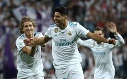 Marco Asensio: Tương lai của Real Madrid là đây chứ đâu