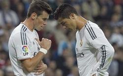 """Ronaldo cầm """"siêu hợp đồng"""" đến gặp Perez, Bale và Benzema nghĩ gì?"""