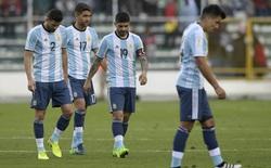 """Messi """"ra tay"""", Argentina bị nhấn chìm trong thảm họa"""