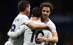 Chelsea có thể chinh phục Châu Âu với 'tam giác vàng' Fabregas – Hazard – Morata