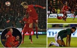 Đội bóng tý hon xuất thần, suýt khiến Liverpool ôm hận lần 2