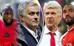 """Vung tiền kỷ lục để mua người, Wenger vẫn bị Mourinho """"đá xoáy"""" về tân binh"""