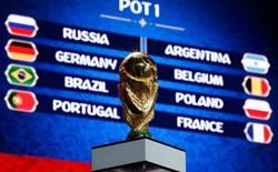 Box TV: Xem TRỰC TIẾP Lễ bốc thăm World Cup 2018 (22h00)
