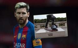 """Messi dính """"đòn đau"""" của kẻ gian đúng ngày Ronaldo nhận danh hiệu cao quý"""