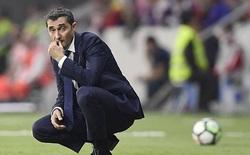 Nhờ Valverde, Barcelona không còn yếu đuối