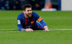 """Messi phải ký séc hàng chục tỉ để thoát cảnh bị """"tra tấn"""" hàng ngày"""