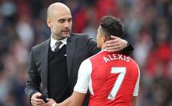 Nhân vật nào khiến Sanchez nhất quyết đòi rời Arsenal đến Man City?