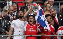 """Không được trả lương cao hơn Ronaldo, Sanchez yêu cầu Arsenal bán mình """"ngay bây giờ"""""""