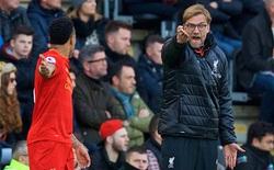 """Thêm một thất bại, địa ngục sẵn sàng """"nướng chín"""" Liverpool và Klopp"""