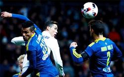 """Real - Malaga: """"Kền kền trắng"""" kết thúc nỗi đau?"""