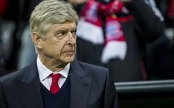 Wenger, xin cảm ơn và chào tạm biệt!