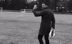 """Xabi Alonso tuyên bố """"treo giày"""""""