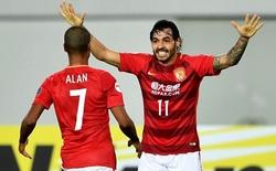 Derby Trung Quốc: Hulk và Oscar tỏa sáng, đội nhà vẫn thua ĐKVĐ