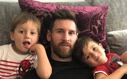 Vợ chồng Messi hạnh phúc thông báo sắp đón con thứ 3, mong chờ một cô công chúa