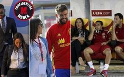 """Pique, Ramos """"nổi loạn"""" trước World Cup 2018: Vì nữ nhân quyền lực"""