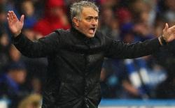 Mourinho hẳn đã ước mình là cầu thủ!