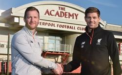 Steven Gerrard tái xuất ở Liverpool
