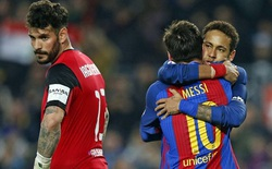 Barca 2-1 Leganes: Cú đúp của Messi giúp Barca vượt khó ở Camp Nou