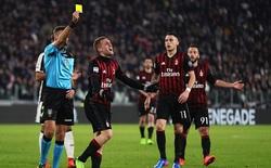 Cầu thủ AC Milan đập phá phòng thay đồ của Juventus
