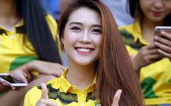 Fan nữ Sông Lam Nghệ An dự thi Hoa hậu Sắc đẹp Châu Á 2017