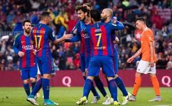 Kịch bản nào để Barca vô địch La Liga?