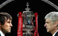 Vì sao Wenger có thể thắng Conte ở Chung kết FA Cup?