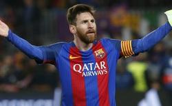 """Về độ chịu chơi, Messi cũng """"không phải dạng vừa đâu"""""""