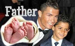 Vì sao Ronaldo bị phát hiện sắp đón con sinh đôi?