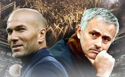 Zidane vs Mourinho: Cuộc chiến giữa thiên thần và ác quỷ
